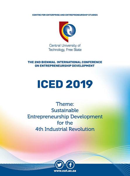CUT | The 2nd International Conference on Entrepreneurship Development