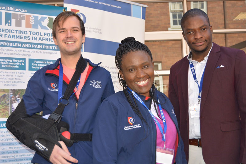 CUT Professor develops APP that may bring a solution to draught challenges in Africa