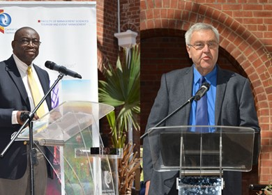 Tourism sector plan that aims to increase domestic tourism important discussion point at the CUT and DESTEA public lecture