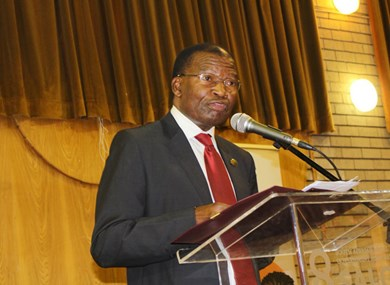 CUT confers Honorary Doctorate on SA's Environmental Health expert Jeremiah Sebetle Chaka