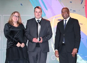 CRPM wins national Innovation Award
