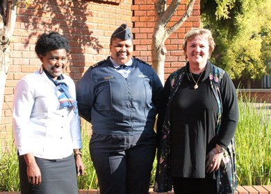 CUT STEM Academy celebrates Charlotte Maxeke with women-focused lecture