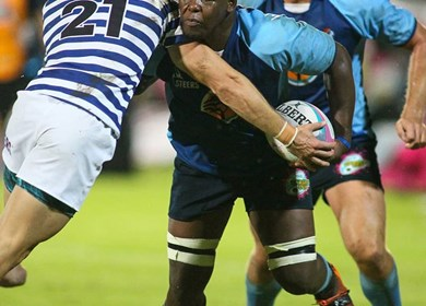 Born flanker, Luvuyo Ndevu ready to take his new role as FNB CUT- Ixias Captain