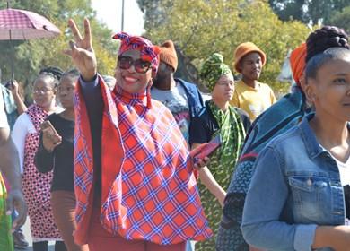 CUT unites to celebrate Africa Day
