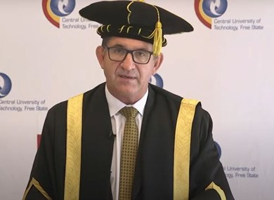 CUT honours the class of 2020 at the first virtual Autumn Graduation ceremony