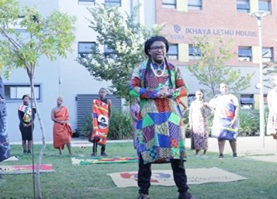 CUT celebrates unity and solidarity amongst Africans