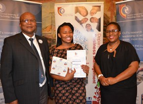 Business Management Department celebrates top achievers