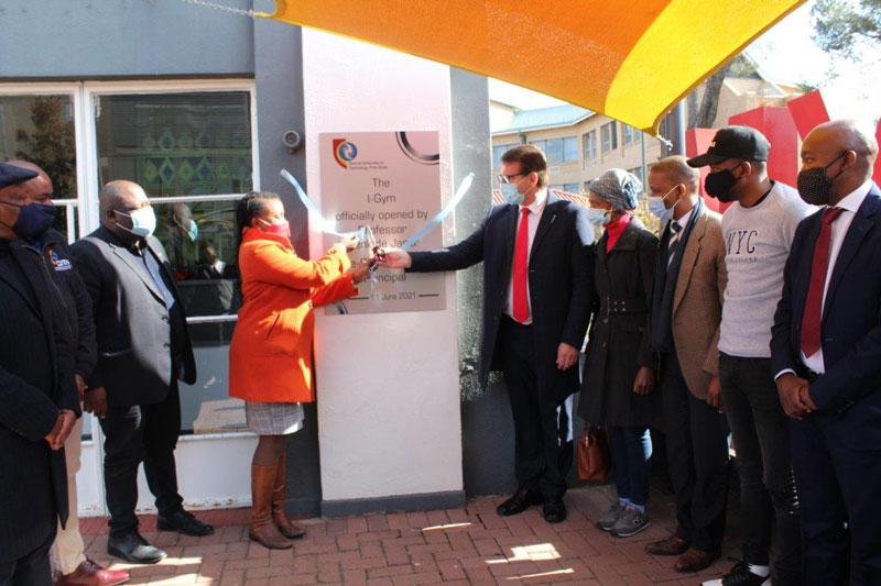CUT Idea Generator (i-GYM) Bloemfontein launch highlights importance of creating employers