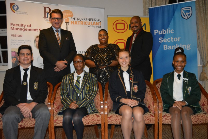 2021 Entrepreneurial Matriculant of the Year announced at CUT