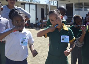 CUT's Oral health education outreach programme a success