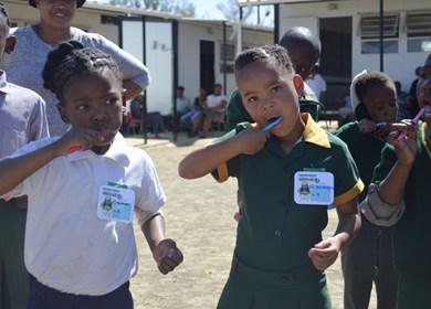 CUT's Oral health education outreach programme a success