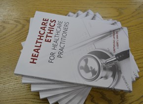 New book sheds light on healthcare ethics
