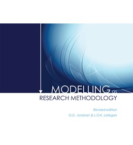 CUT Publication: Modelling as Research Methodology