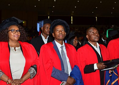 2018 Spring Graduations celebrated