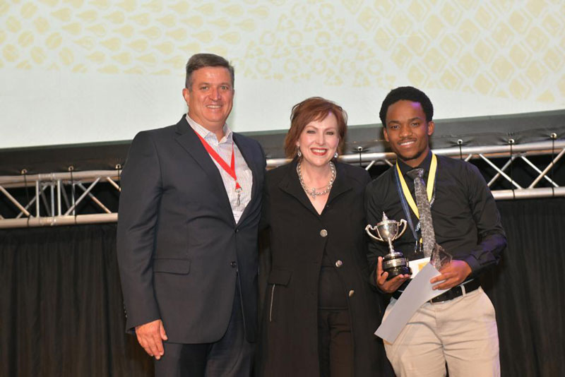 CUT student named 2019 Enactus South Africa Excellent Student Leader