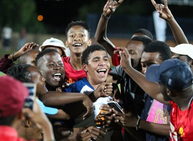 FNB CUT rock the mighty FNB Shimlas in epic Bloem derby