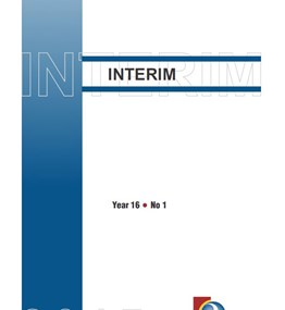 Interim Interdisciplinary Journal