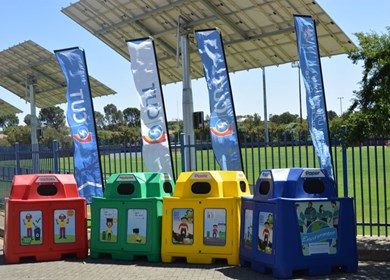 CUT ignites the waste management project