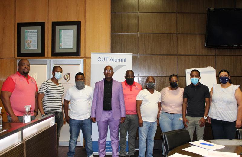 CUT's Alumni Association discusses transformation at the University