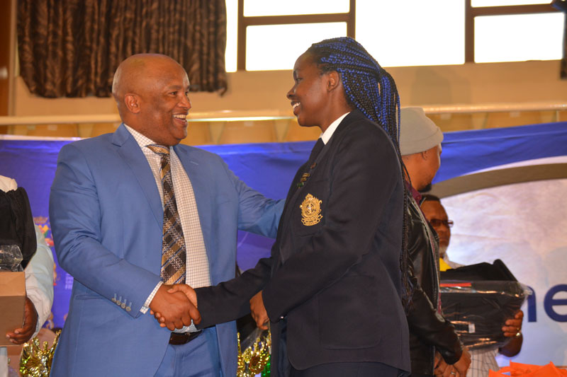 CUT congratulates Masinde family of top achievers