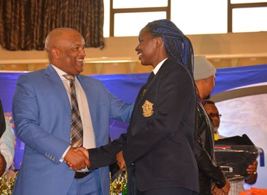 CUT congratulates Masinde family of top achievers