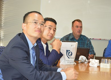 NUIST and CUT declare to form strong cooperation