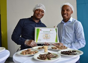 CUT and DESTEA promotes entrepreneurship