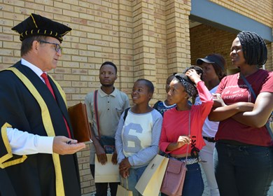 CUT officially opens doors for the 2020 academic year