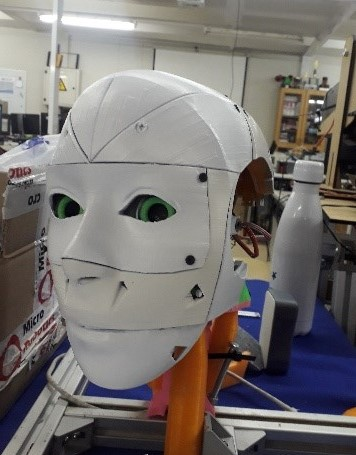 3D Printed Humanoid Base for Smart City Research