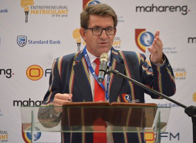 Entrepreneurial Matriculant of the Year Competition kicks off at CUT